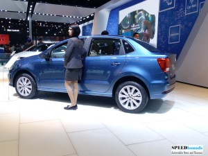 VW Ameo side