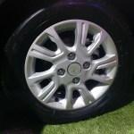 Tata Tiago allow wheels