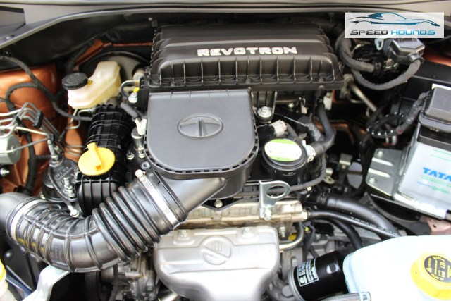 Tata Tigor Engine Bay