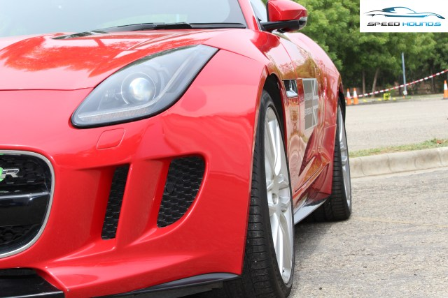 Jaguar Art of Performance Tour F-Type