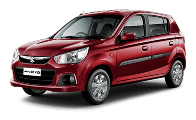 Top 5 India's best-selling cars in 2017 - Maruti Suzuki alto