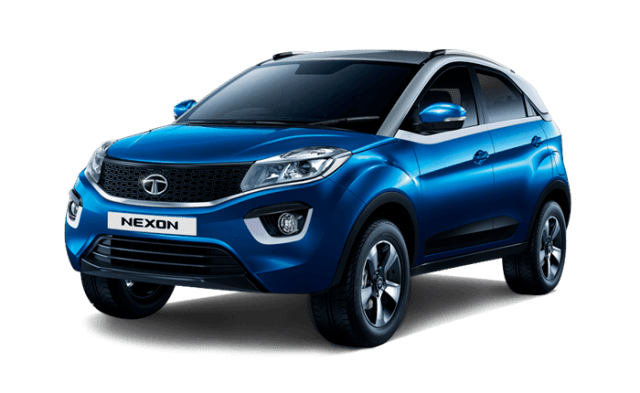 Top 5 India's best-selling cars in 2017 - Tata Nexon