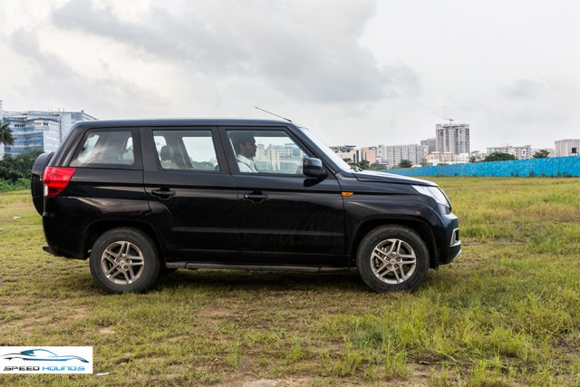 Mahindra TUV300 Plus Review Design