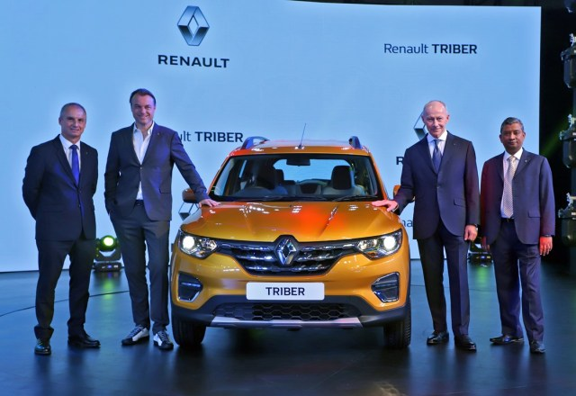 Renault Triber MPV