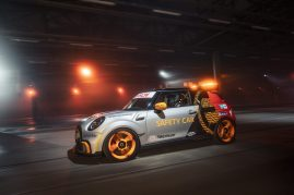 MINI Electric Pacesetter inspired by John Cooper Works