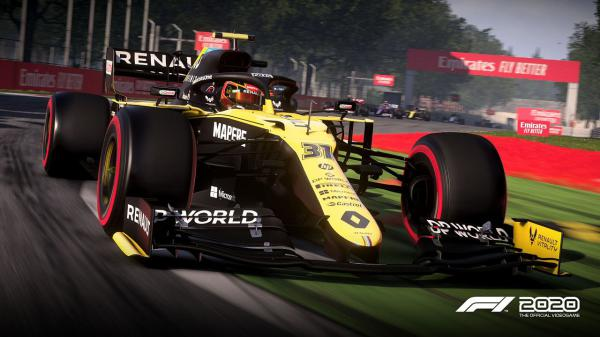F1 2020: Codemasters fixes crashes and other bugs, V1.16 update is here