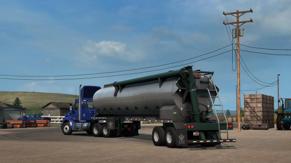 American Truck Simulator: Update to version 1.36 ready