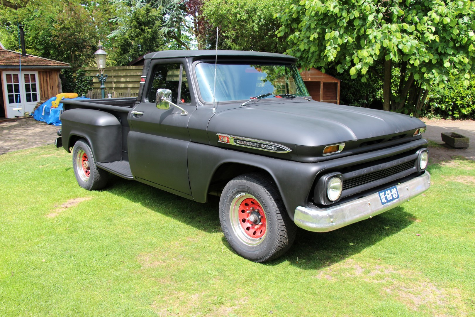 hight resolution of 1966 chevy c20 pickup 3
