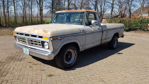 small resolution of 1977 ford f150 xlt ranger 400ci v8 c6