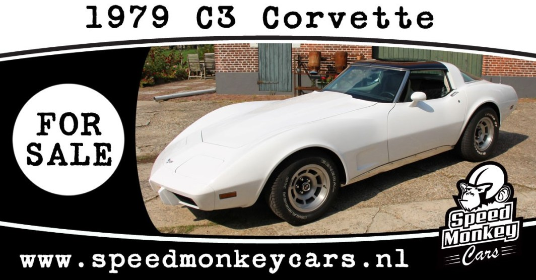 1979 C3 corvette stingray