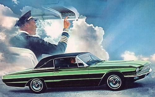 Ford Thunderbird TOWN LANDAU