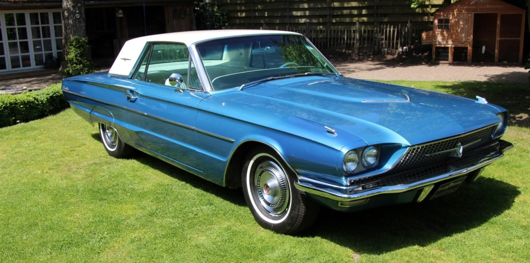 1966 TBird 428