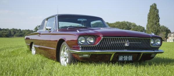 1966 Ford Thunderbird Town Landau 428ci