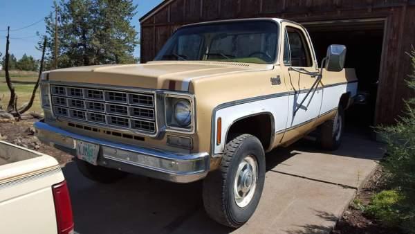 1978 Chevy K20