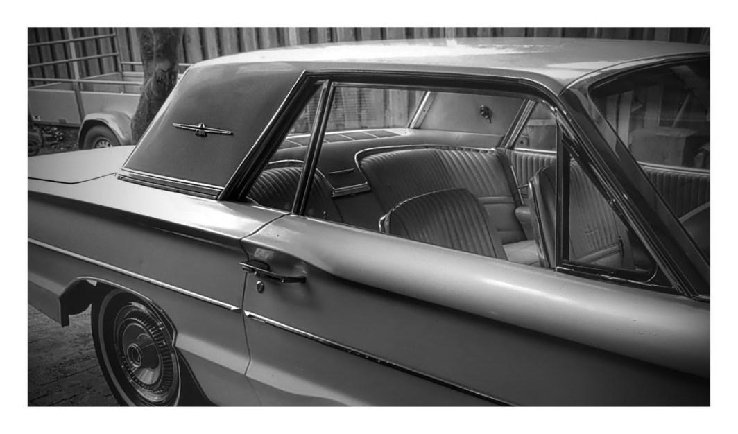 1966 Ford Thunderbird Hardtop