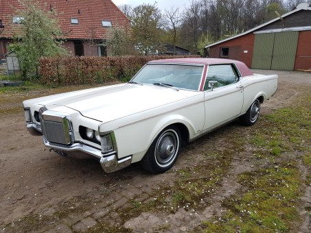1969 Lincoln Mark III - 460ci