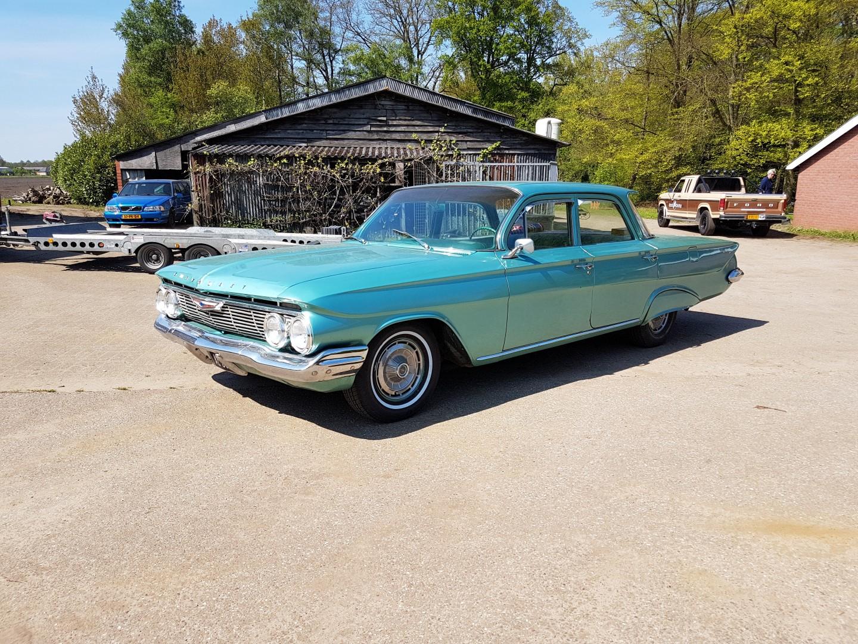 1961 Chevrolet Biscayne - 283ci