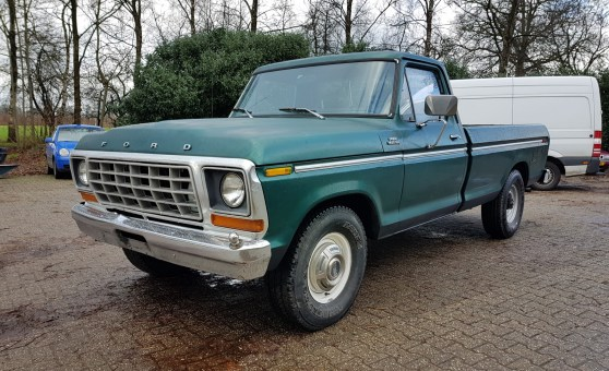 1978 Ford F250 351ci Cleveland