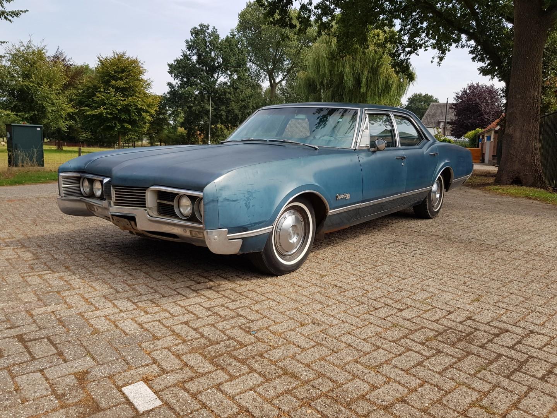 1967 Oldsmobile Delmont 88 425ci