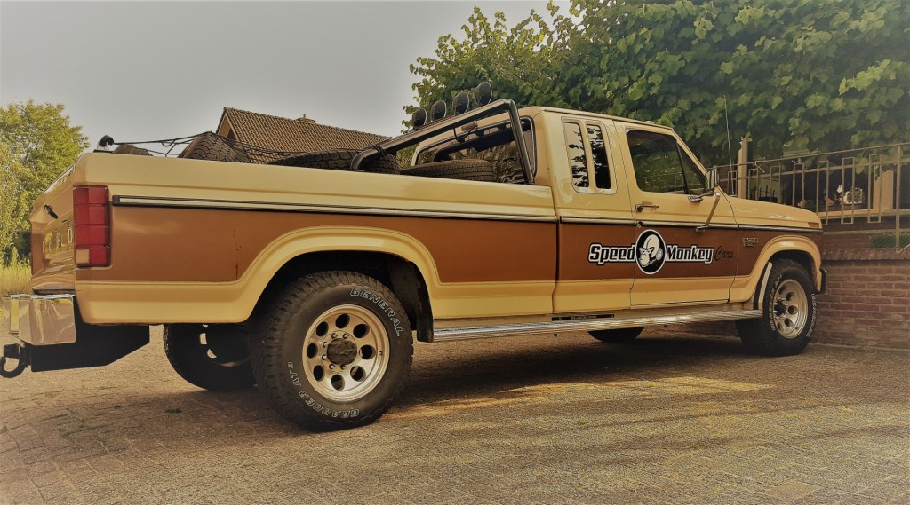 1984 Ford F250 460ci Speed Monkey Cars