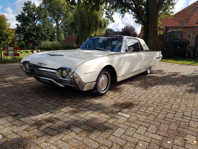 1962 Ford Thunderbird 390ci - Bulletbird