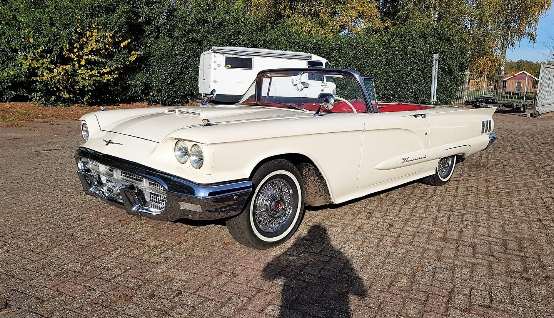 1960 Ford Thunderbird Convertible 352ci