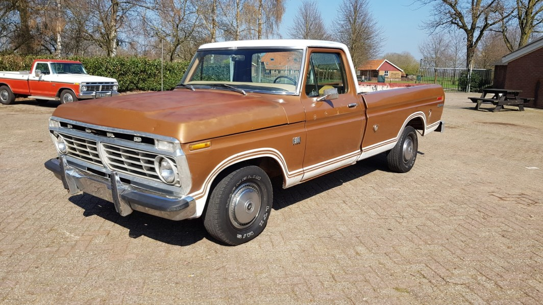 1974 Ford F100 Explorer 460ci V8
