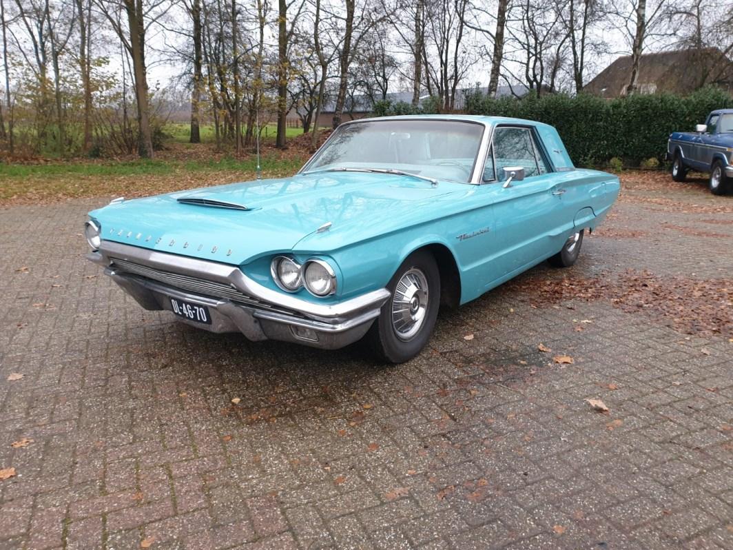 1964 Ford Thunderbird 390ci FE LPG (1)