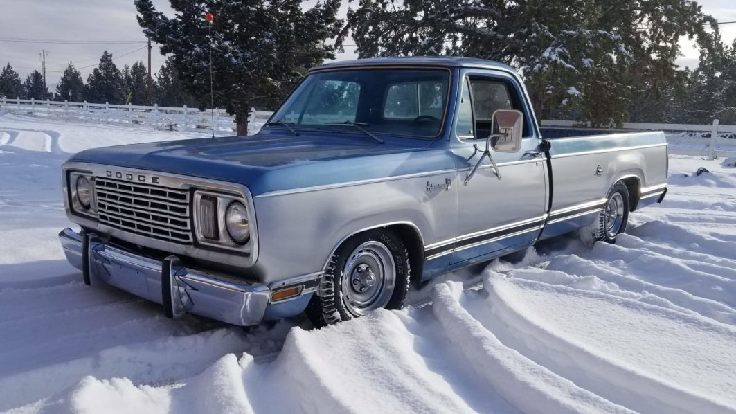 1978 Dodge D100 Adventurer SE 360ci (8)