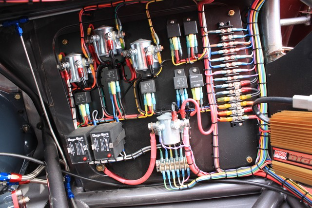 Msd Ignition Wiring Diagram Car Pictures Distributor Car Engine