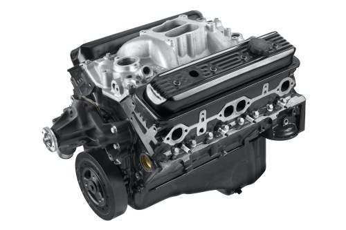 small resolution of the gm ht383 crate engine from pace is a small package tuned for big torque and a good hi po replacement for third gen c k trucks