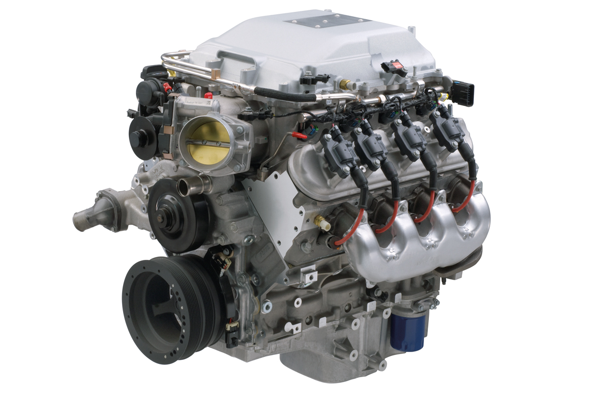 hight resolution of chevrolet performance isn t messing around recommending its lsa 6 2l v8 crate engine as an upgrade for any ls powered off roader