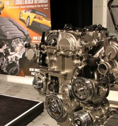 sand rails and rock crawlers are likely to be among the first customers for chevy performance s latest crate engine a 275 horsepower 2 0 liter ecotec turbo  [ 1200 x 900 Pixel ]