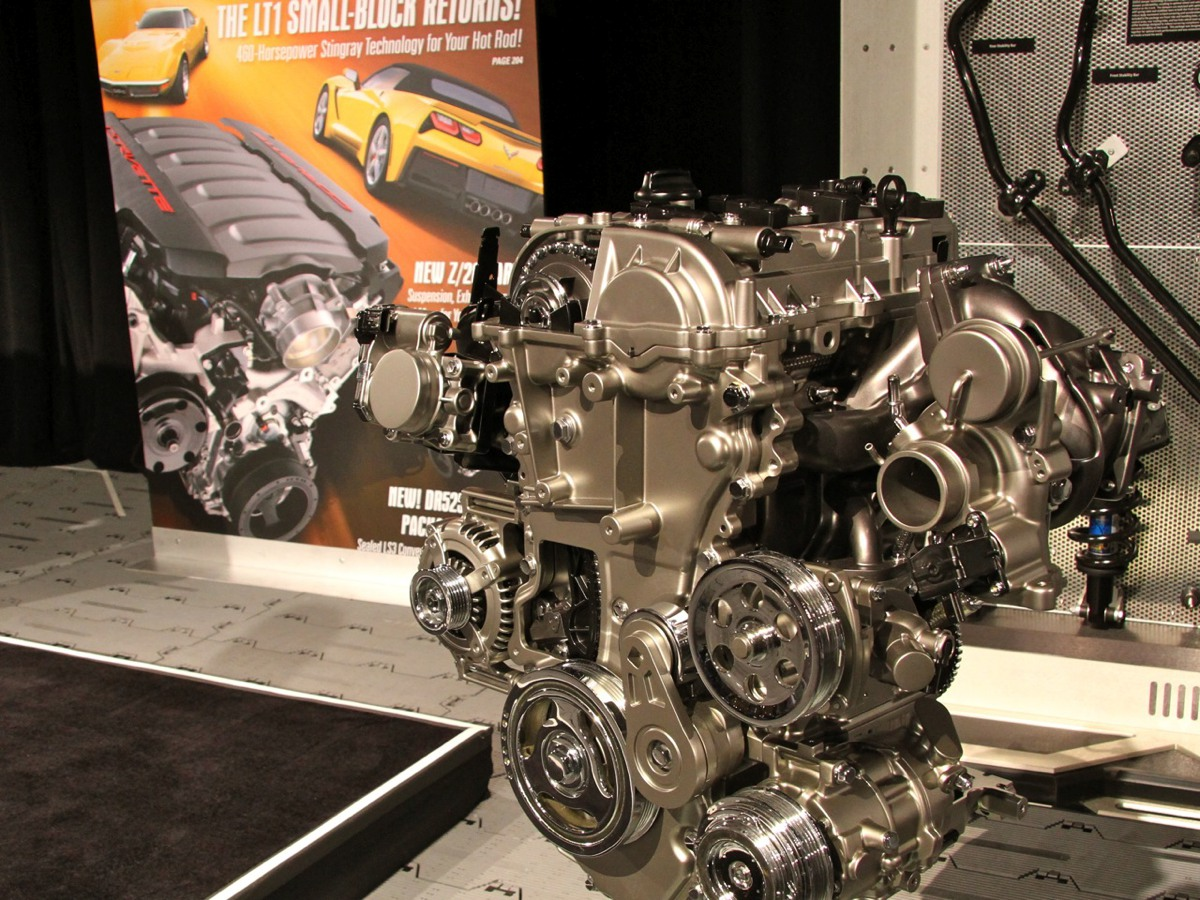 hight resolution of sand rails and rock crawlers are likely to be among the first customers for chevy performance s latest crate engine a 275 horsepower 2 0 liter ecotec turbo