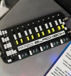 sema 2014 ron francis blackbox revolutionizes project car wiring street muscle [ 1200 x 800 Pixel ]