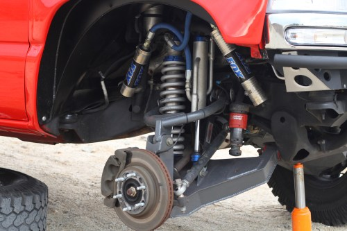 small resolution of four wheel drive independent rear suspension is not widely used manufacturers have dabbled with the design but mostly to improve performance on the