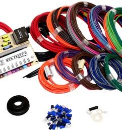 8 circuit wiring harnes [ 1200 x 667 Pixel ]