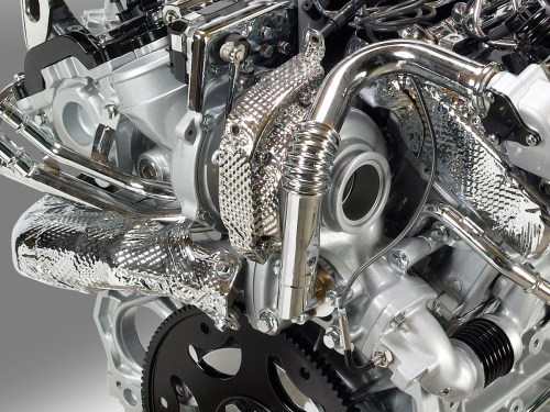 small resolution of turbocharger
