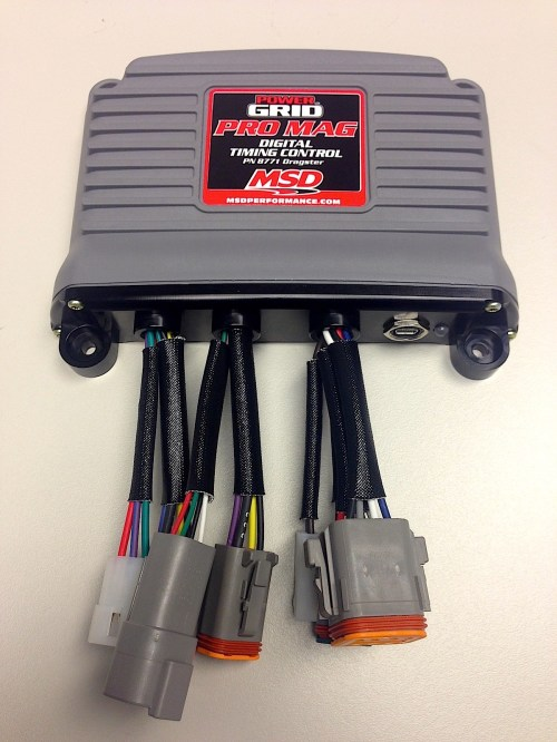 small resolution of the msd power grid controller will be required on all nitro cars by the 2016 season