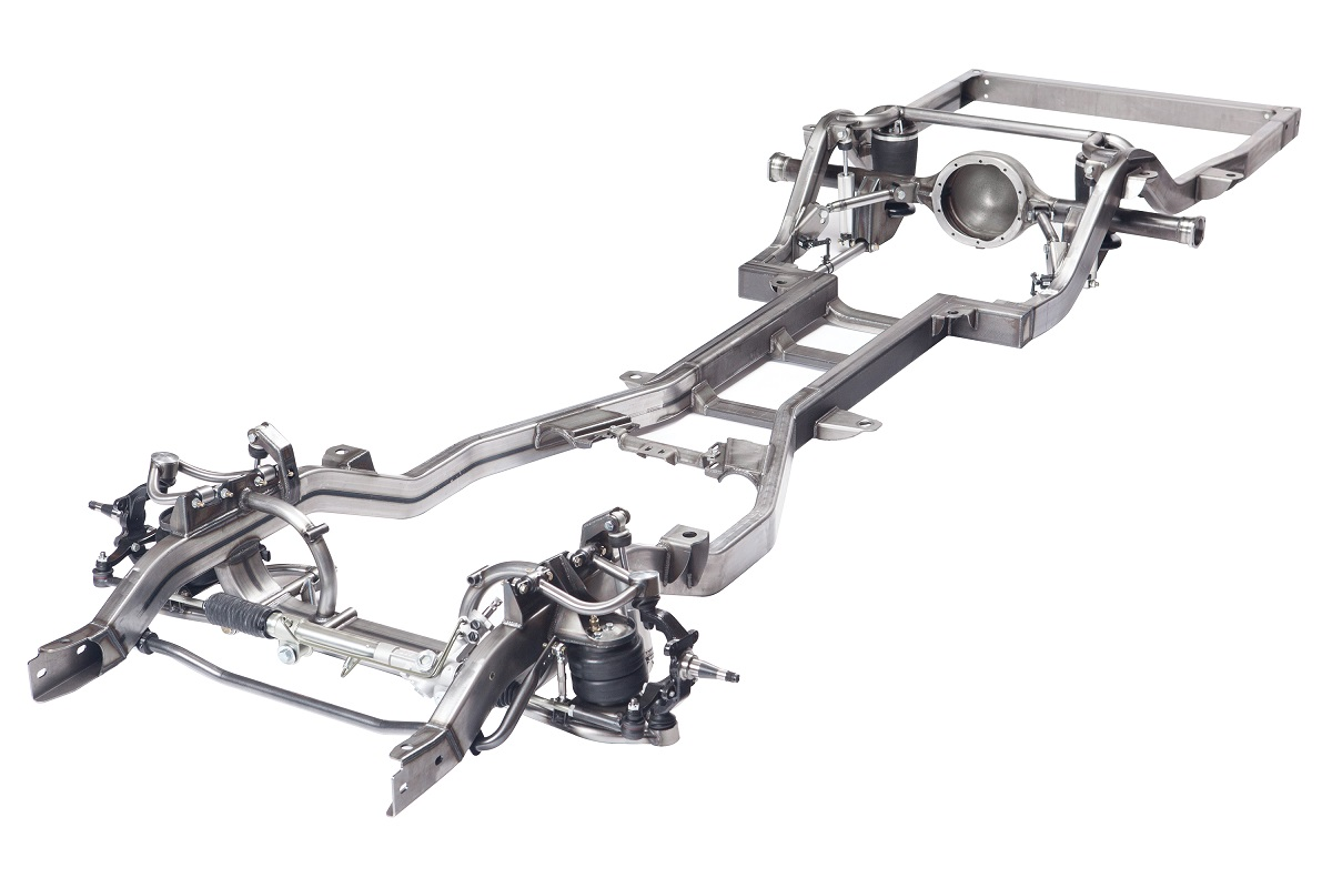 Art Morrison Introduces New Gt Sport Chassis For 65