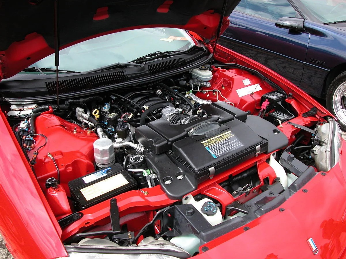 hight resolution of gm s ls1 engine continued to be the base v8 engine in the camaro photo from wikipedia org
