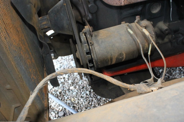 1972 Ford F100 Wiring Schematics Trouble Shooting And Changing A Voltage Regulator On A