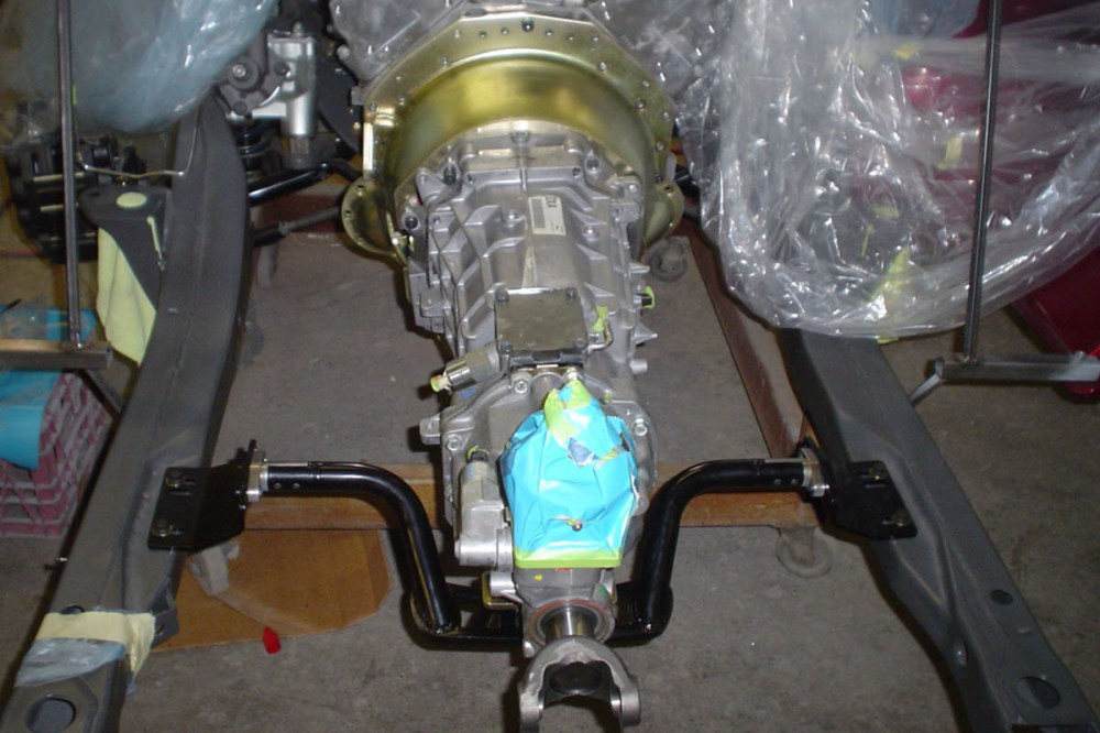 medium resolution of speedtech crossmember installed after retrofitting the ls engine