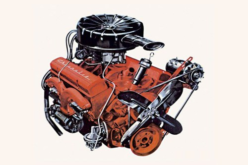 small resolution of small block 265 283 307 305 327 350 400 350 small block chevy engine oil diagram
