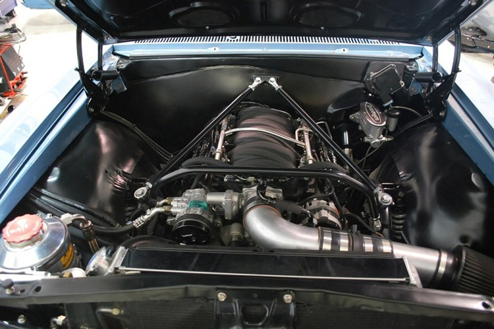medium resolution of the a body chevelle makes a great recipient of an ls swap