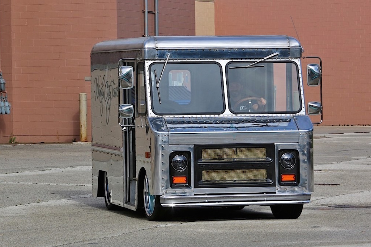 hight resolution of the coolest 1970 chevy p10 step van you u0027ve ever seenwith a good polish