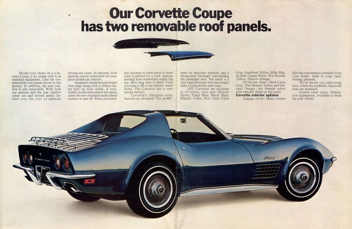 hight resolution of  the corvette exactly reflected the tenor of the times while surviving bean counters stringent governmental regulations and foreign competition