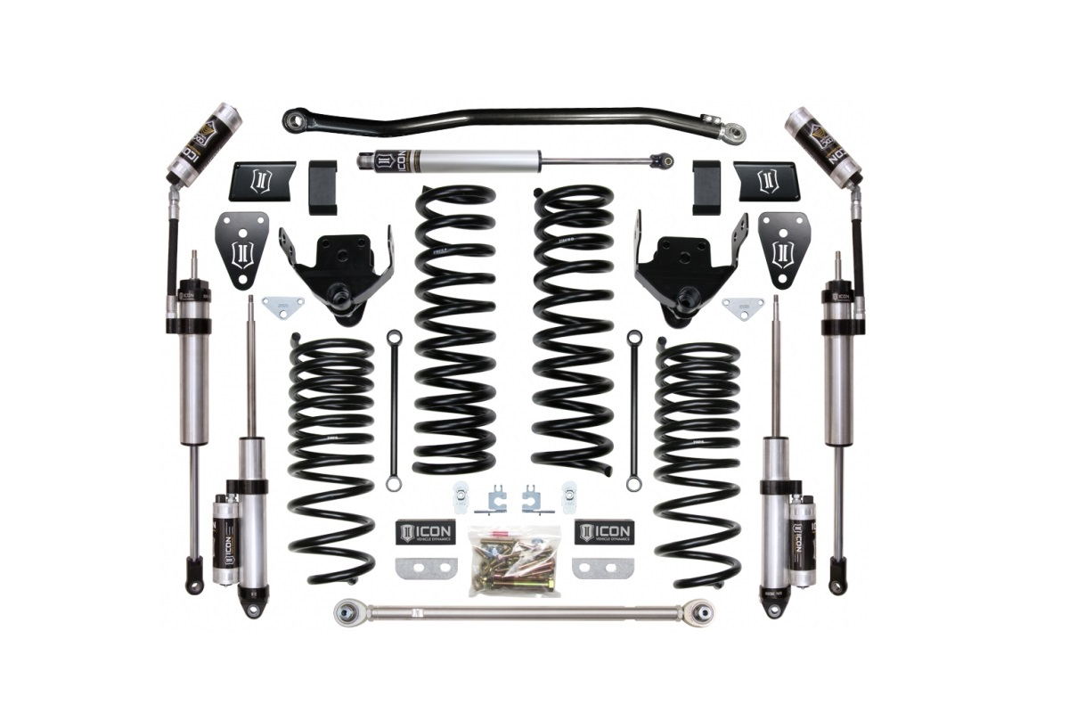 Icon Vehicle Dynamics Up Ram 4wd 4 5 Suspension Systems