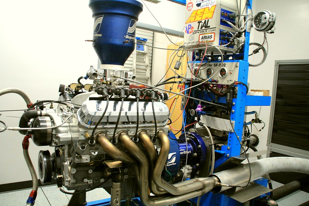 medium resolution of every hot rodder knows that it is never long before you want more power and this 700 horsepower pump gas 403ci ls engine is another example of horsepower