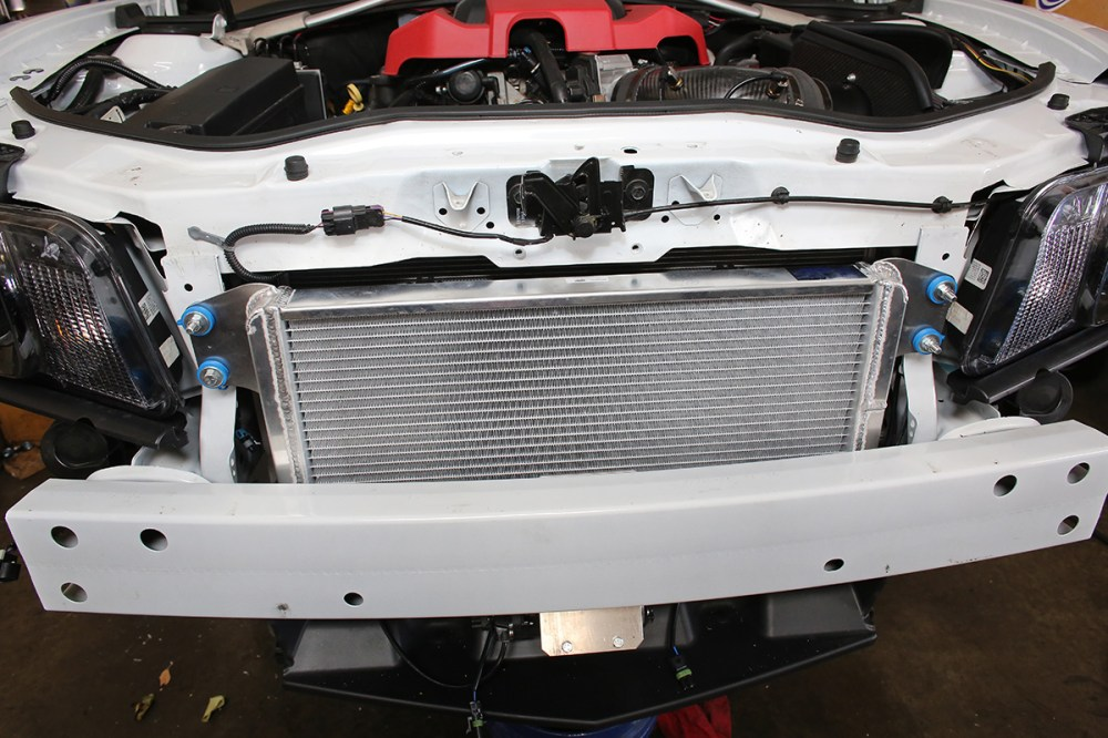 medium resolution of  to upgrade the cooling system once horsepower levels have superseded 450 crank horsepower our recommendation would be a dual core aluminum radiator